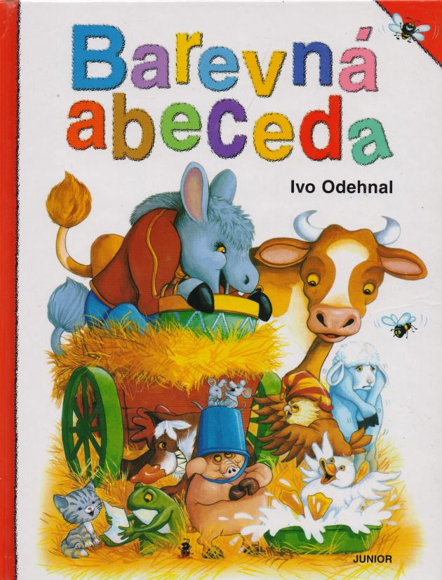 Ivo Odehnal - Barevná abeceda