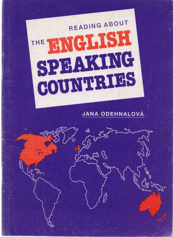 Jana Odehnalová - Reading about the english speaking Countries