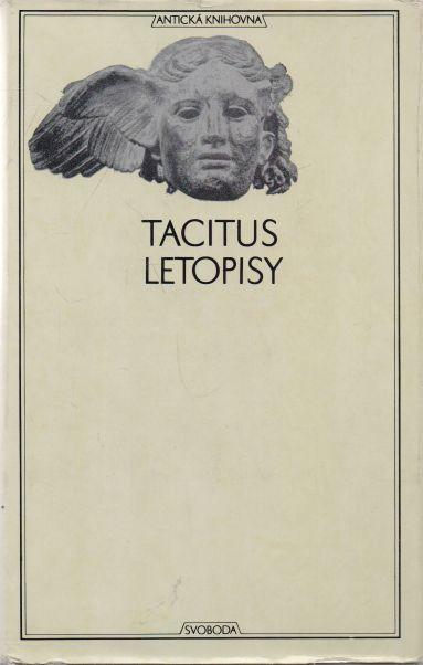 Tacitus - Letopisy