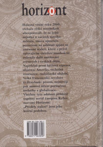 Jiří Rulf a kol. - Předěly staletí. České a světové dějiny v horizontech věků.