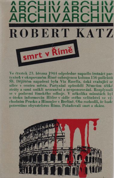Robert Katz - Smrt v Římě