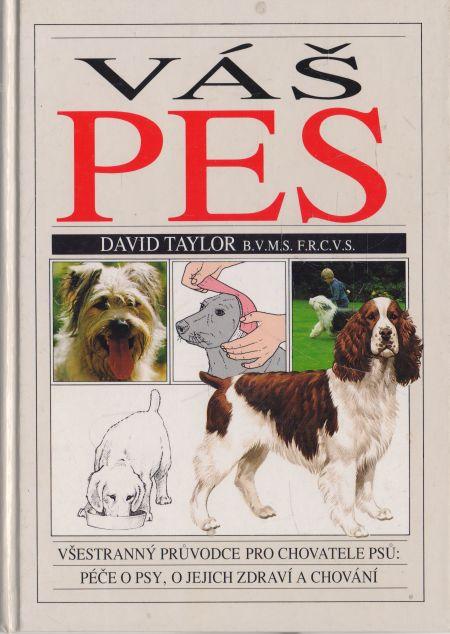 David Taylor - Váš pes