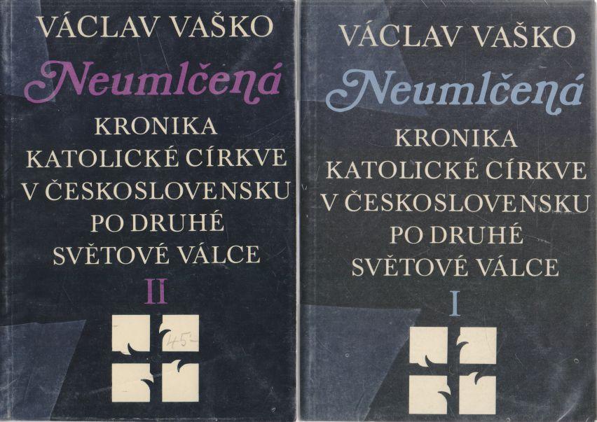 Václav Vaško - Neumlčená I+II