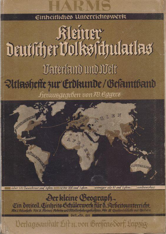 - Kleiner deutscher Volksschulatlas