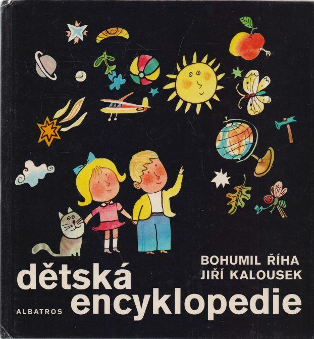 Bohumil Říha - Dětská encyklopedie
