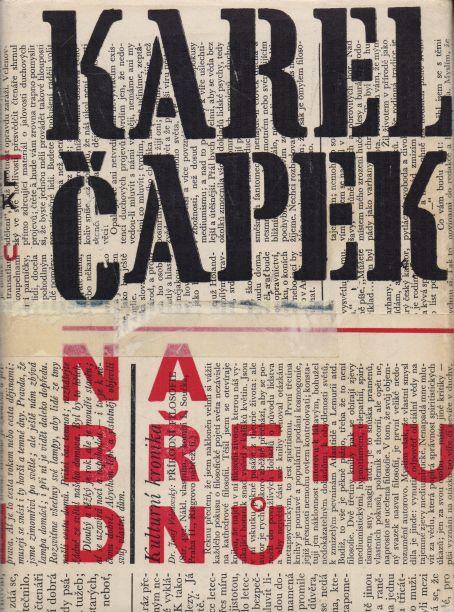 Karel Čapek - Na břehu dnů