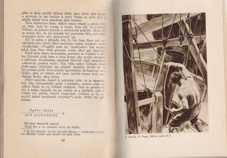 Victor Hugo - Dělníci moře 1-2