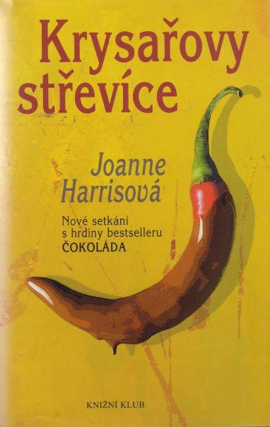 Joanne Harrisová - Krysařovy střevíce