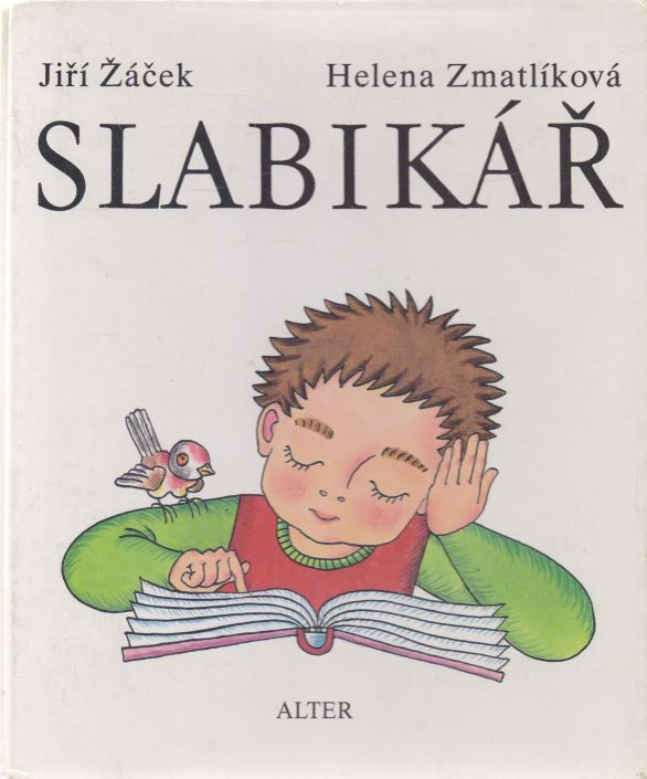 Jiří Žáček - Slabikář