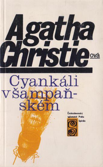 Agatha Christie - Cyankáli v šampaňském