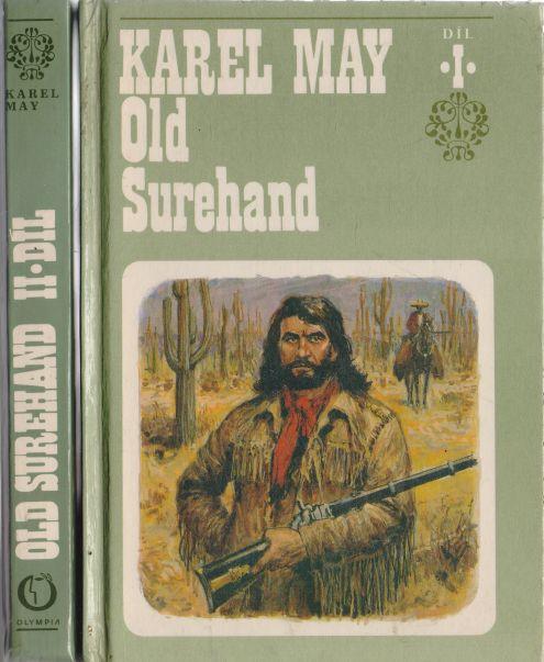 Karel May - Old Surehand I+II