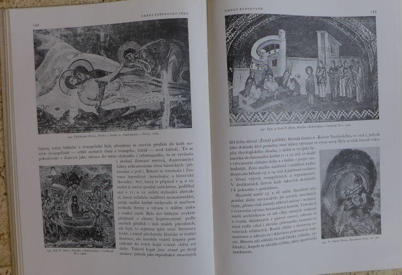 Antonín Matějček - Dějiny umění v obrysech