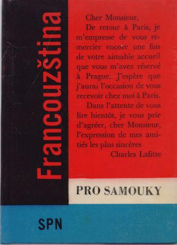 Stanislav Lyer - Francouzština pro samouky