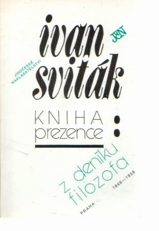 Ivan Sviták - Kniha prezence
