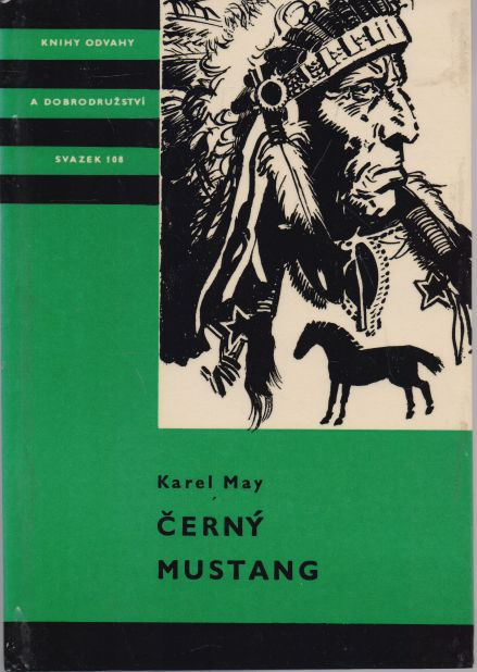 Karel May - Černý mustang