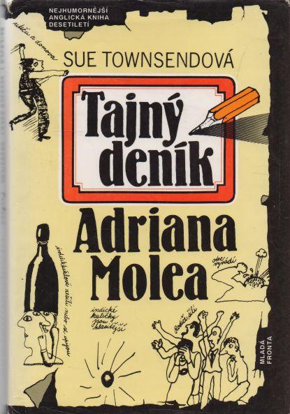 Sue Townsendová - Tajný deník Adriana Molea