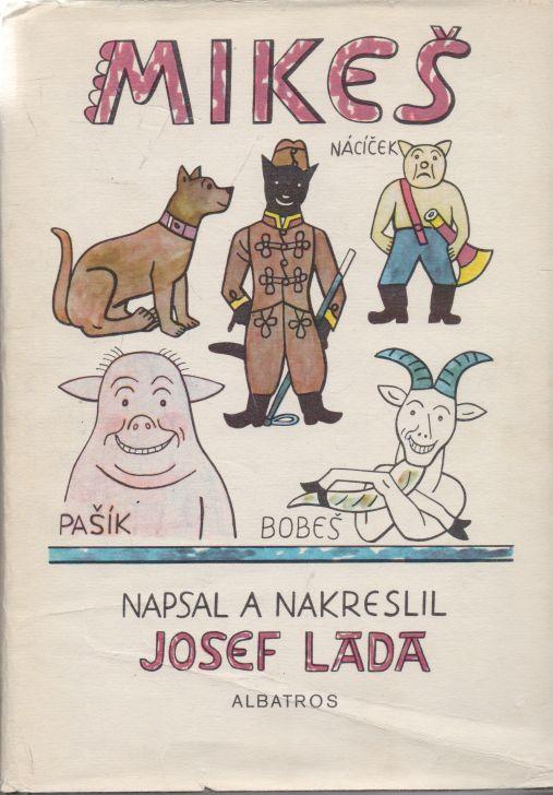Josef Lada - Mikeš