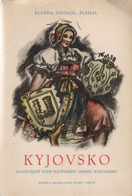 Klvaňa, Fintajsl, Zlámal - Kyjovsko