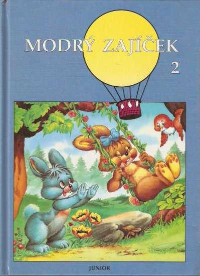 Thomas-bilstein - modrý zajíček 2