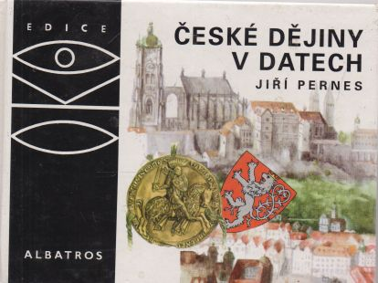 Jiří Pernes - České dějiny v datech
