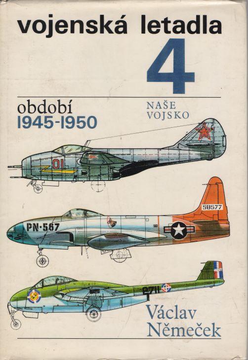 Václav Němeček - Vojenská letadla 4