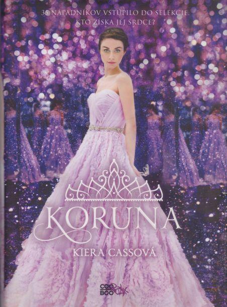 Kiera Cassová - Koruna - slovensky