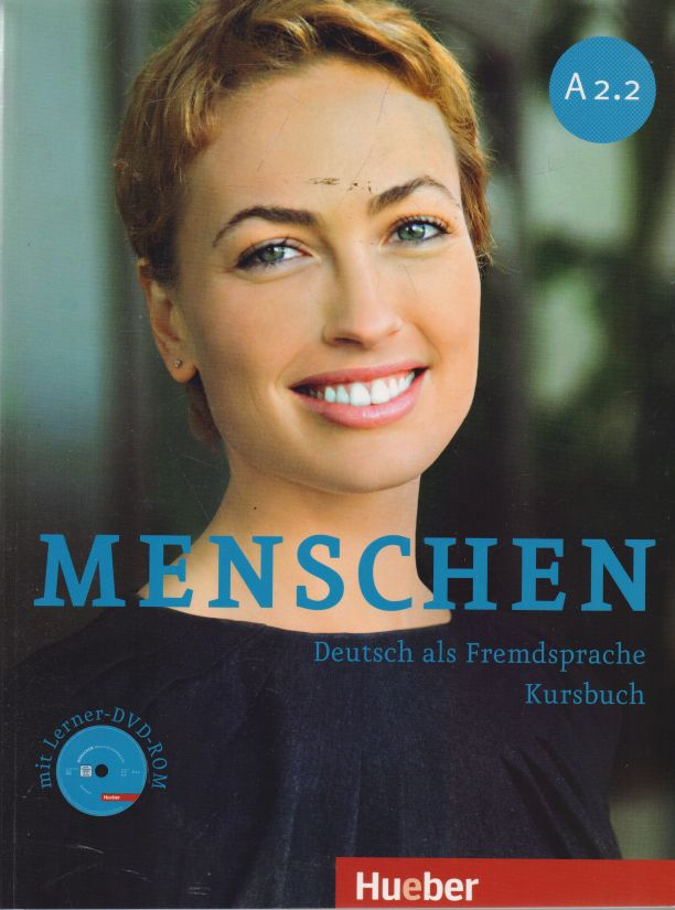 Charlotte Habersack a spol. - Menschen. Deutsch als Fremdsprache - Kursbuch, Arbeitsbuch. A2.2