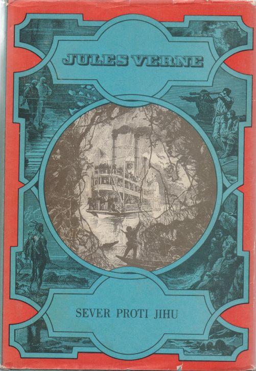 Jules Verne - Sever proti Jihu