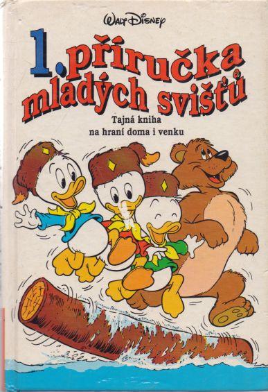 Walt Disney - 1. příručka mladých svišťů