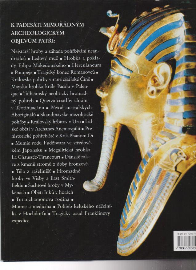 Paul G. Bahn - Hroby, hrobky a mumie