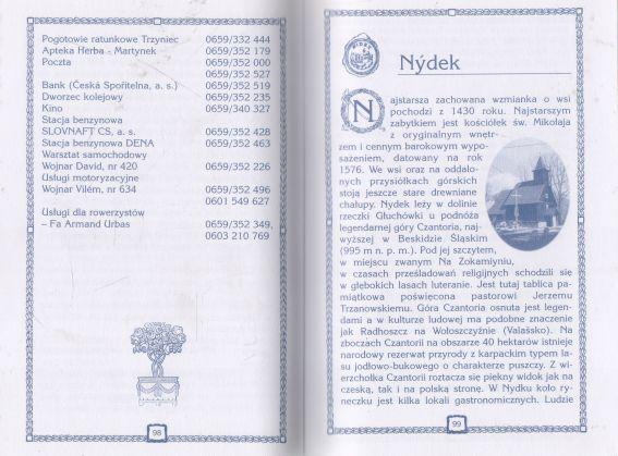 Jan Weber - Przewodnik po Slasku cieszynskim