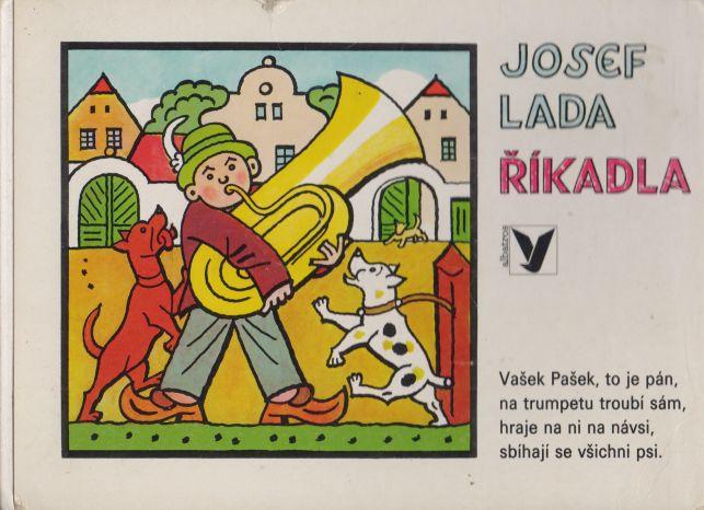 Josef Lada - Říkadla