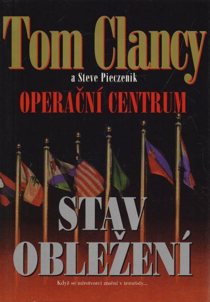 Tom Clancy, Steve Pieczenik - Stav obležení. Operační centrum.