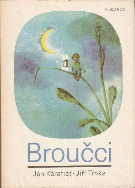 Kniha Broučci (Jan Karafiát)