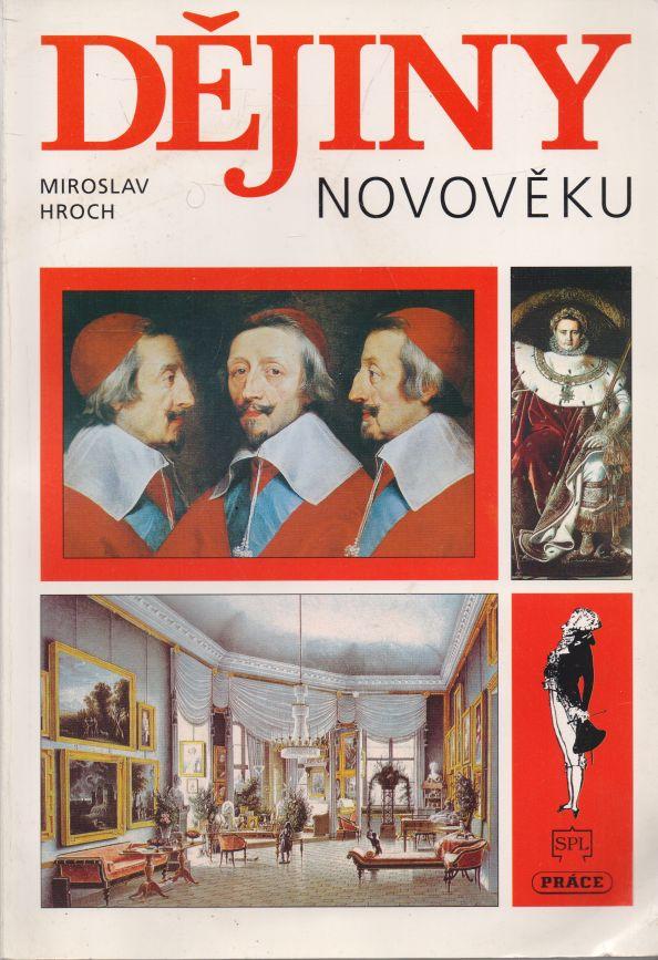 Miroslav Hroch - Dějiny novověku