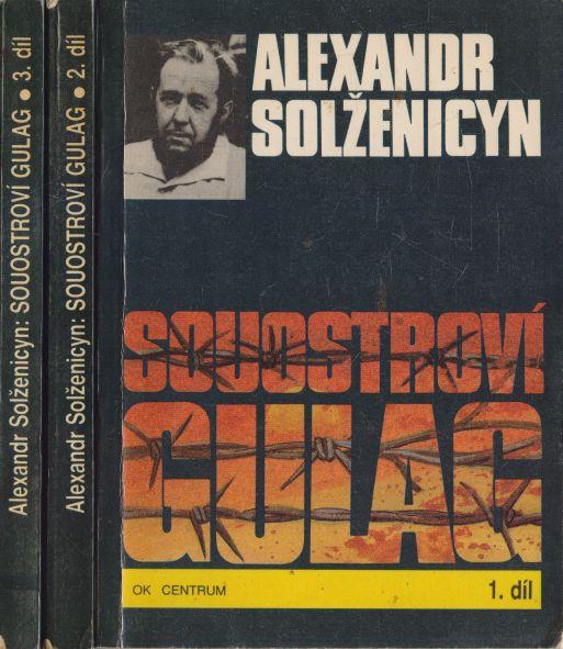 Alexandr Solženicyn - Souostroví Gulag 3 svazky