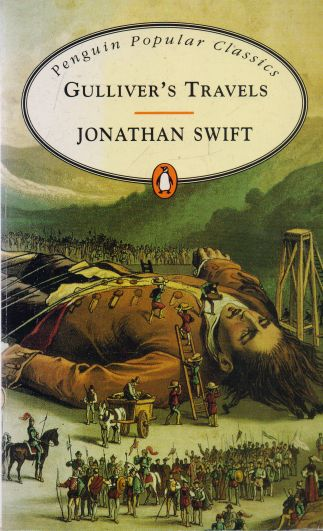 Jonathan Swift - Gulliver´s Travels