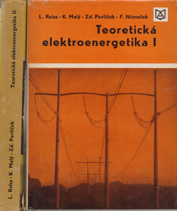 L. Reiss a kol. - Teoretická elektroenergetika I+II