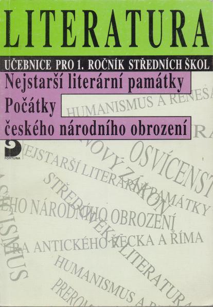 Vladimír Nezkusil - Literatura. Učebnice pro 1. ročník středních škol.