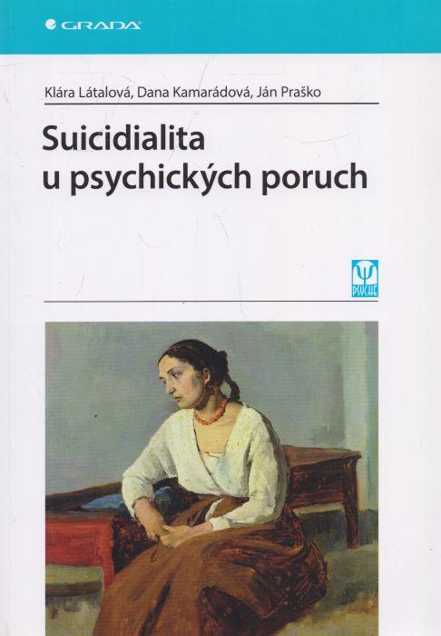 Klára Látalová a kol. - Suicidialita u psychických poruch
