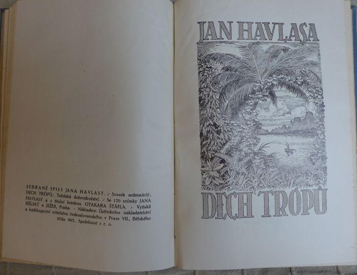 Jan Havlasa - Cesty po světě I+II Japonským vnitrozemím. Dech tropů.