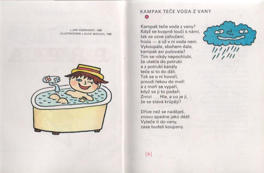 Jan Vodňanský - Hádala se paraplata
