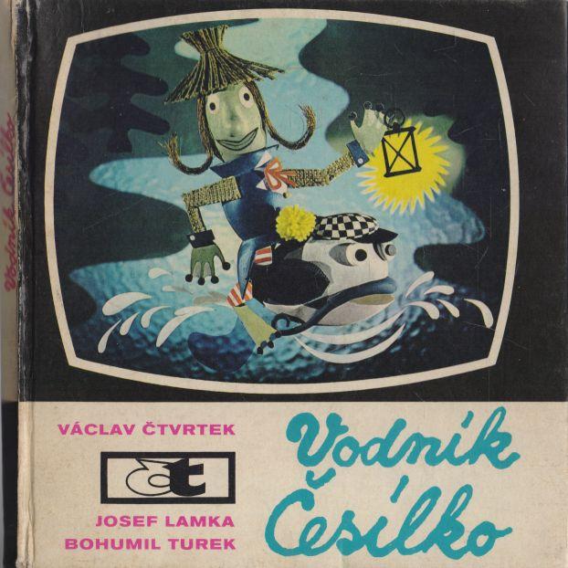 Václav Čtvrtek - Vodník Česílko