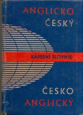 - Kapesní slovník - Anglicko-český - česko-anglický
