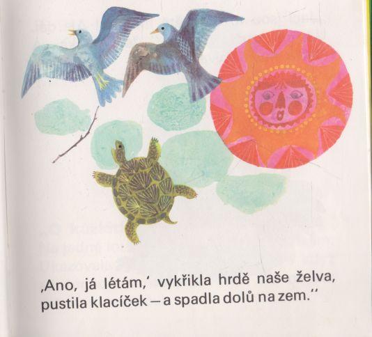 Anne Geelhaar - Jak husy zpívaly