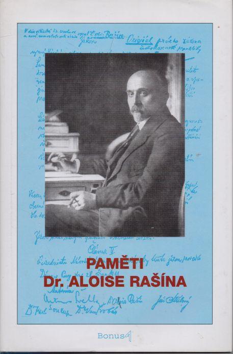 Ladislav Rašín - Paměti Dr. Aloise Rašína