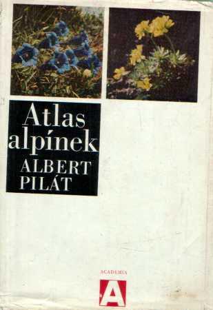 Albert Pilát - Atlas alpínek