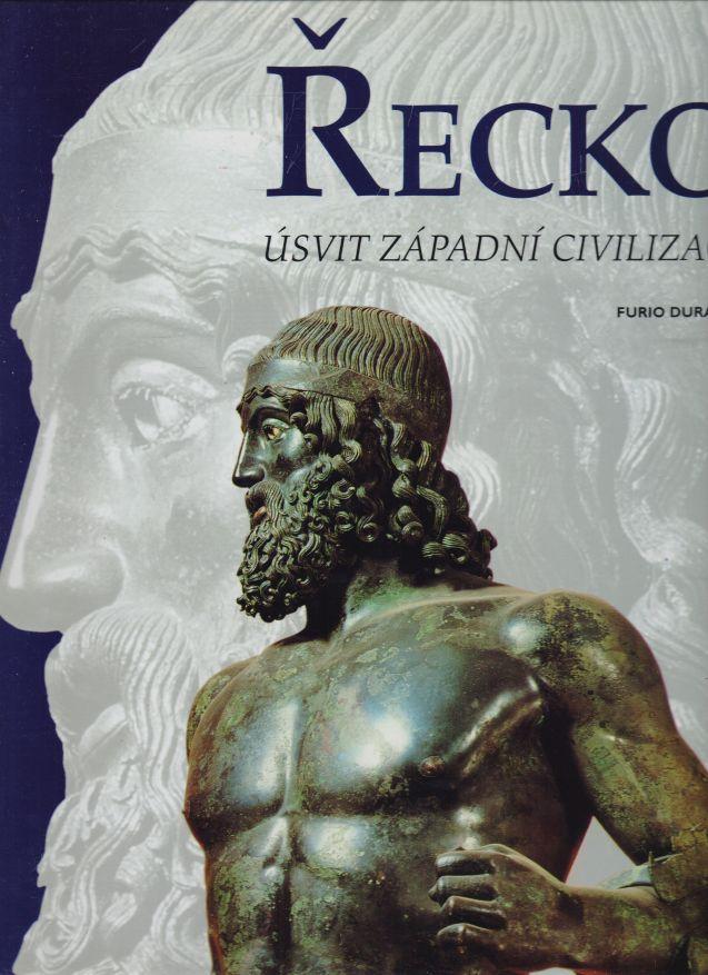Furio Durando - Řecko - úsvit západní civilizace