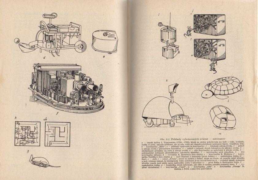 J. Wojciechowski - Amatérske elektronické modely
