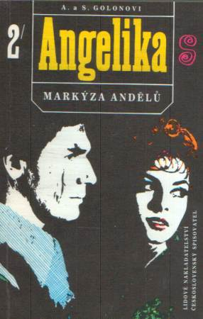 Golonovi - Angelika - Markýza andělů 1+2